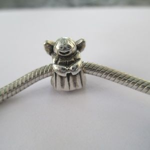 Pandora Angel of Hope Silver Charm #790337 RETIRED